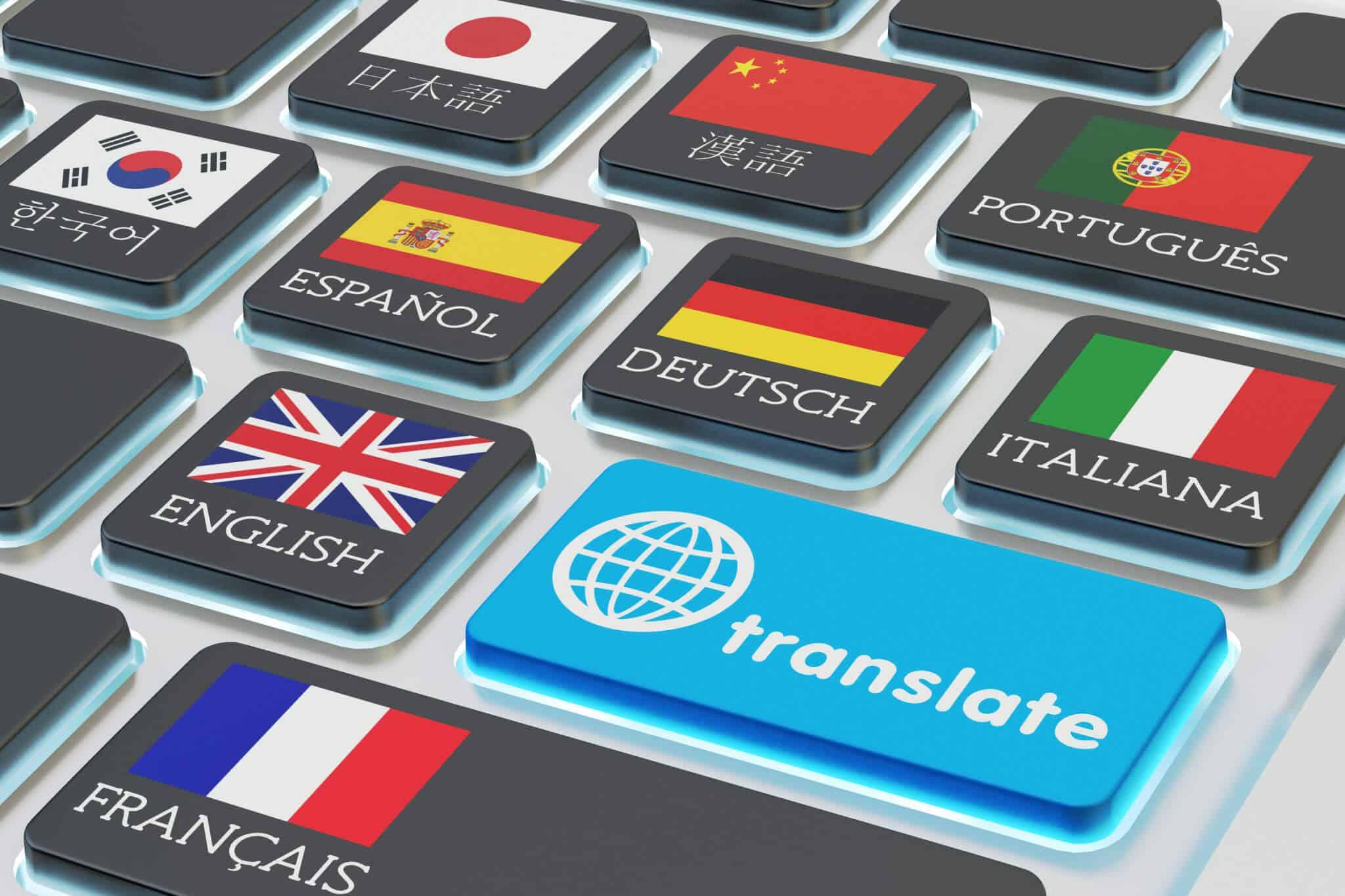 Lokalisierung und Übersetzung – der kleine aber feine Unterschied